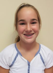 Abby Christopher the seventh member of the class will be confirmed in Summerside.