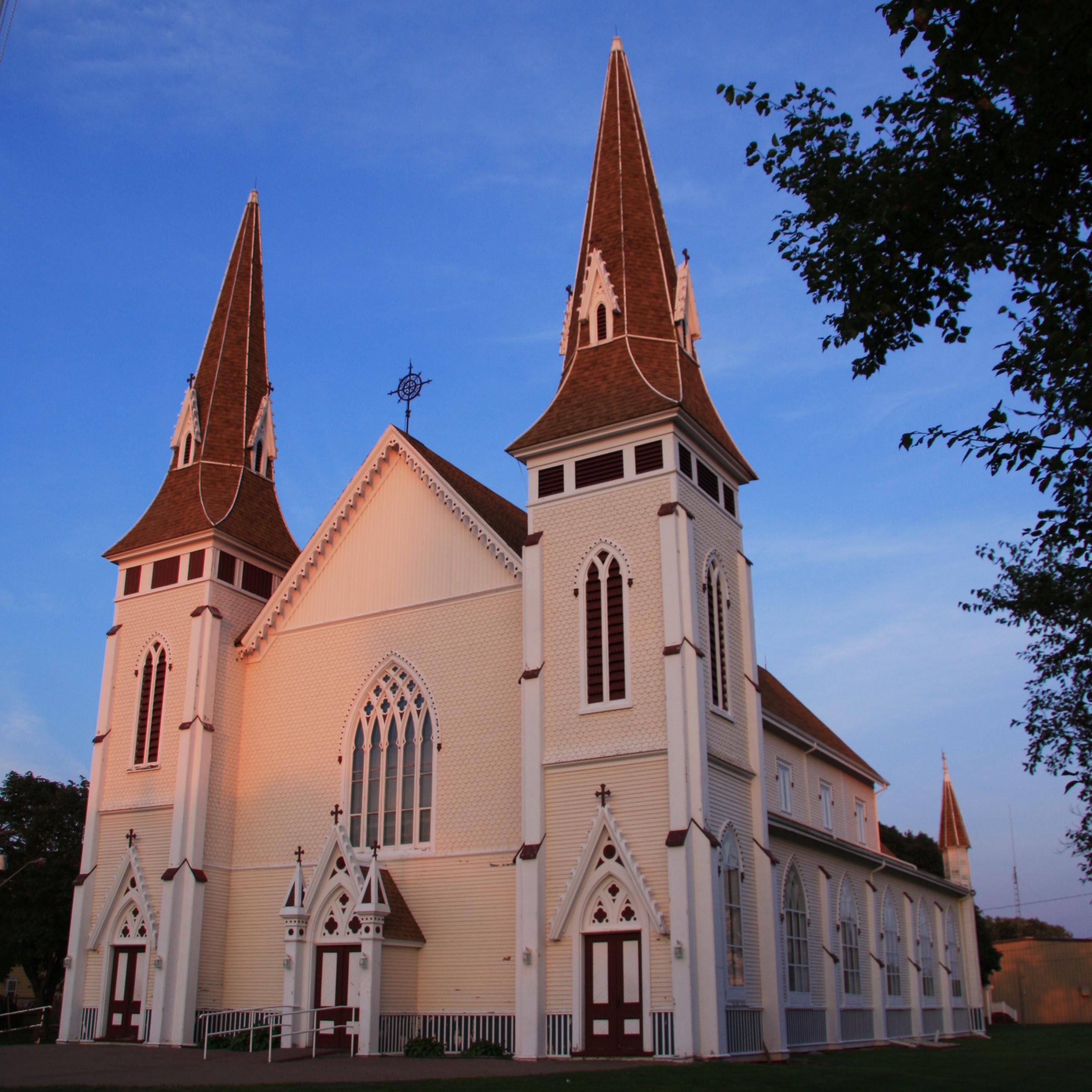 Miscouche Parish Picnic August 13th